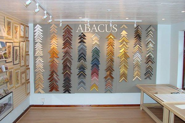 Abacus frame selection