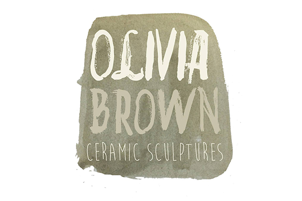 Olivia Brown Ceramic Sculpture