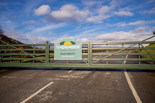 Thornber entrance